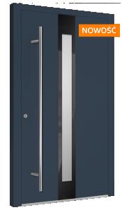 Drzwi zewnętrzne Solano 14