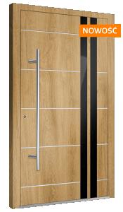 Drzwi zewnętrzne Solano 15